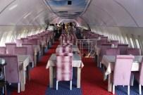KOCA SEYİT - Uçak Restoran 4 Haziran'da Açılıyor