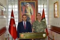 MUAMMER TÜRKER - Vali Türker Veda Ziyaretlerine Başladı