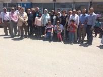 KURU BAKLİYAT - AK Parti Polatlı İlçe Başkanlığı'ndan 'İhtiyacın Varsa Al, İhtiyacın Yoksa As' Kampanyası