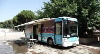 GEZİCİ KÜTÜPHANE - Aydın'da Gezici Kütüphane Hizmeti Başlıyor