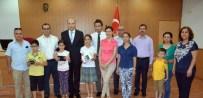 BLUETOOTH - Aydın'da Güvenilir Gıdayı Resmeden Öğrenciler Ödüllendirildi