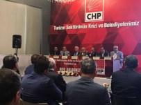 BAHATTİN YÜCEL - Başkan Atabay, Turizmci Kimliğiyle SODEM Toplantısında Konuştu