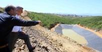 OKSİJEN KAYNAĞI - Başkan Karaosmanoğlu, Gebze'de İncelemeler Yaptı
