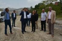 ÇÖKME TEHLİKESİ - Belediye Heyeti Tüm Çalışmalarını Denetledi