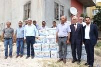 RAMAZAN KUMANYASI - Beşiktaş Belediyesi CHP İl Başkanlığına Ramazan Paketi Gönderdi