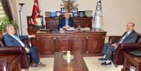 KIŞ OLİMPİYATLARI - ETSO'ya, 'EYOF' Ziyareti