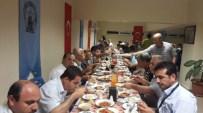 GAZİANTEP HAVALİMANI - Gaziantep Havalimanı Çalışanları İftarda Buluştu