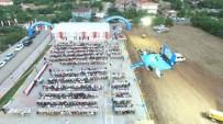 TOPLUM MERKEZİ - Hallaçlar Toplum Merkezi Açıldı