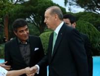 İBRAHIM ERKAL - İbrahim Erkal Cumhurbaşkanı Erdoğan'ın davetinde çengelli iğne taktı