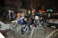TRAFİK KURALI - İnegöl'de Motosikletlere Sıkı Denetim