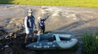 KOLERA - Kars Çayı'nda İlk Kez Rafting Heyecanı
