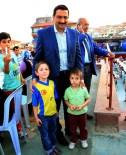 CEMİL ÇİÇEK - Keçiören'de İftar Sofrası Bu Kez Sancaktepe'de Kuruldu