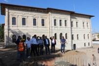 SALIH AYHAN - Kongre Müzesi 4 Eylül'e Hazırlanıyor