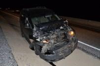 Milas'ta Kaza İçinde Kaza 4 Açıklaması Yaralı