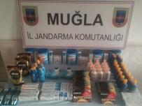 Milas'ta Kozmetik Hırsızları Yakalandı