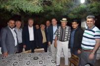 ESKIGEDIZ - Milletvekili Ahmet Tan, Eskigediz'de Vatandaşlarla Buluştu