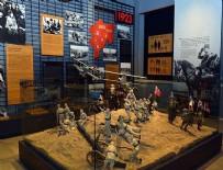 KAYSERİ LİSESİ - Milli Mücadele ruhu müzede yaşatılıyor