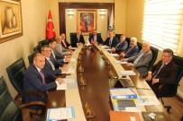 EYÜP EROĞLU - Oka Haziran Toplantısı Samsun'da Yapıldı