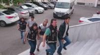 İSTISMAR - Paralel Yapı Operasyonunda Gözaltına Alınan Şüpheliler Adliye'de