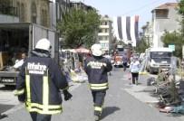 EZİLME TEHLİKESİ - Patlayan Trafo Korkuttu