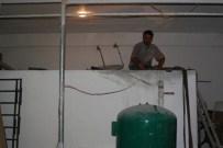 ÇAMAŞIR SUYU - Temizlenmeyen Su Depoları Hastalıklara Davetiye Çıkarıyor