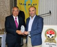 İSMAİL CEM - Tüfad Başarılı Antrenörleri Ödüllendirdi