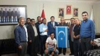 KENDIRLI - Türkmenlere Ramazan Ayı Yardımı