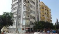 5. Kattaki Evin Balkonu Çöktü Açıklaması 2 Yaralı