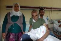 HACETTEPE HASTANESİ - 8 Çocuk Babası, Yıllardır Karnında Taşıdığı 20 Kilogramlık Kitleden Kurtuldu