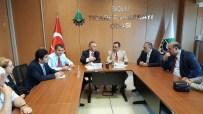 HAVA TRAFİĞİ - Bakan Yardımcısı Coşkunyürek'ten Bolu'ya İki Büyük Müjde!