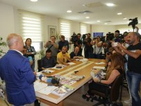 BAYıNDıRLıK VE İSKAN BAKANı - Başkan Akgün'den 'Albatros' Açıklaması