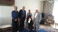 HASTA HAKLARI - Bitlis SGK İl Müdürlüğünden Anlamlı Ziyaret