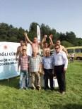AHMET YAVUZ - Bulgaristan'daki Yağlı Güreşlere Mudanya Damgası