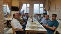 MEHMET UYANıK - Cihanbeyli'de Meslekte Dayanışma Grubundan İftar