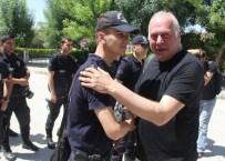 SABAH GAZETESI - Gazeteciden Polise Teşekkür