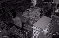 ALARM SİSTEMİ - Gaziantep'te 30 Saniyede Hırsızlık Kamerada