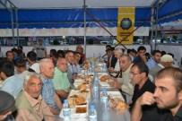 AHMET ARİF - İftar Çadırlarında Günde 3 Bin 550 Kişiye İftar Yemeği