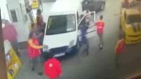 BENZİN İSTASYONU - İstanbul'daki Yol Verme Cinayeti Kamerada