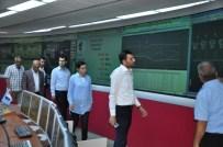 HİDAYET SARI - Kızılay İstanbul Şube Başkanın'dan Bozova Kaymakamlığı'na Ziyaret