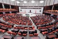 AHMET TEZCAN - Komisyonda Sayıştay Üyeleri Seçimi