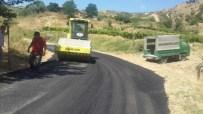 ULUDERBENT - Mahalleler Arası Yollar Tamamlandı