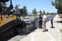 Seydişehir'de Hedef 600 Bin Metrekare Asfalt Yol