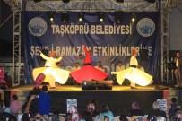 Taşköprü Belediyesi'nin, Şehri Ramazan Etkinlikleri Sona Erdi