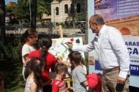 Taşköprü Belediyesi Uluslararası Resim Çalıştayı Start Aldı