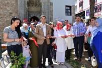 TEZHİP SANATI - Tokat'ta Tezhip Sergisi Açıldı