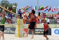 VOLEYBOL FEDERASYONU - Tvf Plaj Voleybolu'nda Yaz Sezonu Tüm Heyecanıyla Devam Ediyor
