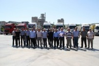 MUSTAFA ERBAŞ - Yozgat Saray Nakliyeciler Kooperatifi Çimento Fabrikasından İş Alamadıklarından Yakınıyor