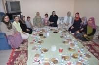 EMINE YıLDıRıM - Yüreğir'de Ramazan Ziyaretleri