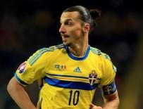ZLATAN IBRAHİMOVİC - Zlatan Ibrahimovic'ten flaş karar