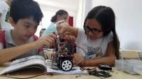 ÇOCUK ÜNİVERSİTESİ - ADÜ Çocuk Üniversitesi İlk Bilim Çocuklarını Kabul Etti